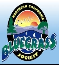Northern California Bluegrass Society