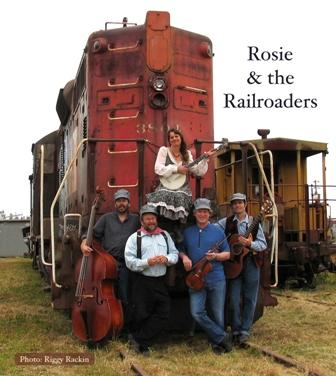 Rosie & the Railroaders